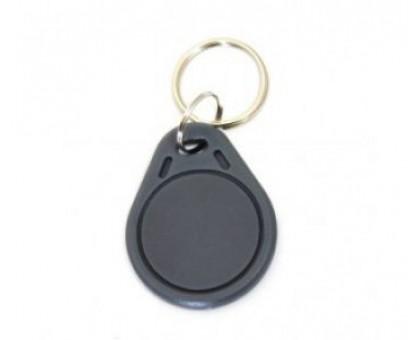 RFID KEYFOB EM RW-GREY RFID брелок