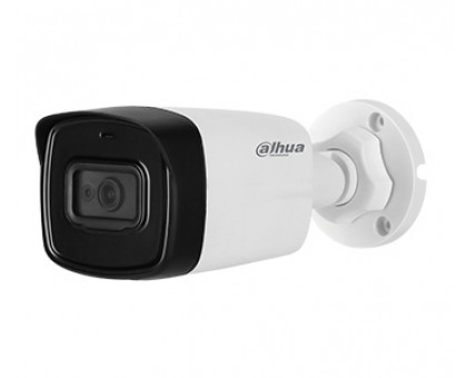 Відеокамера DH-HAC-HFW1801TLP-A (2.8 ) Dahua 4K HDCVI