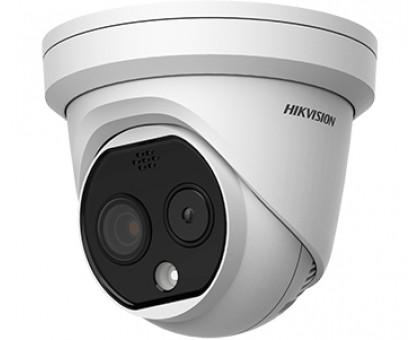 Hikvision Відеокамера DS-2TD1217B-6/PA IP
