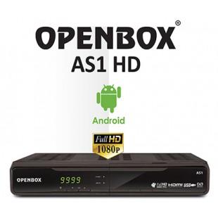 Спутниковый ресивер Openbox AS1 HD - OS Android