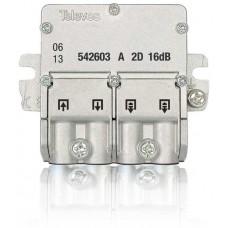 Ответвитель TAP 2 (5-2400МГц) Televes