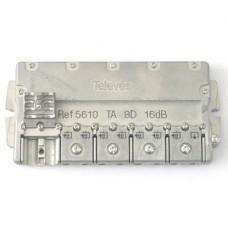 Ответвитель TAP 8 (5-2400МГц) Televes
