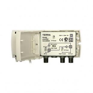 Домовой усилитель Terra HA129R30, телевизионный антенный усилитель