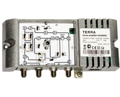ТВ підсилювач Terra HA209
