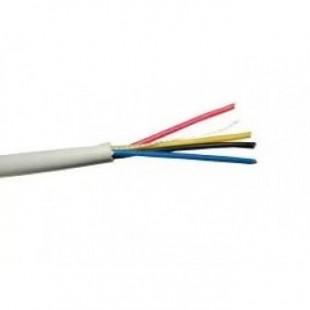 Сигнальный кабель 4х0,22 медь, многожильный, без экрана